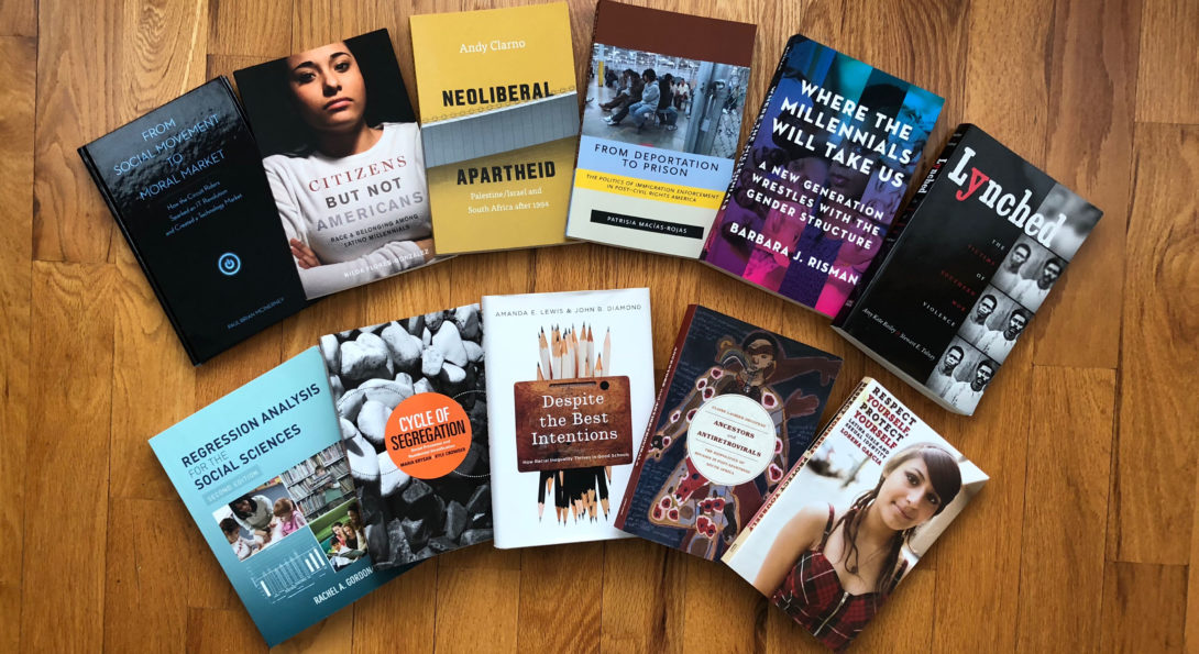 UIC Sociology faculty's books