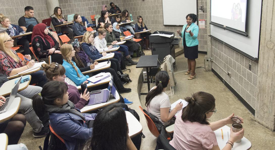 teaching at UIC