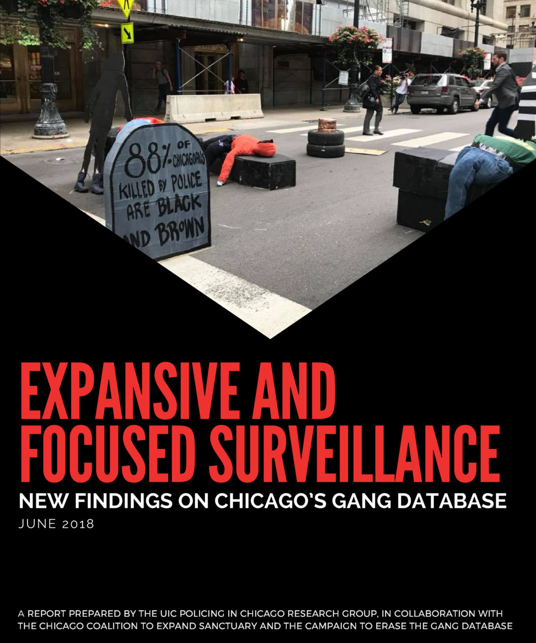Expansive and Focused Surveillance: New Findings on Chicago's Gang Database (June 2018)