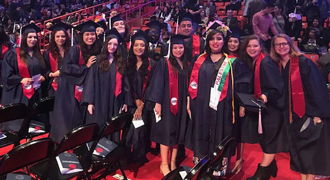 spring 2018 graduates